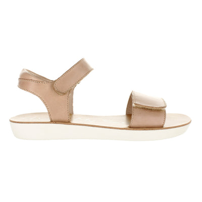 SUREFIT Avery Blush Leather Sandals