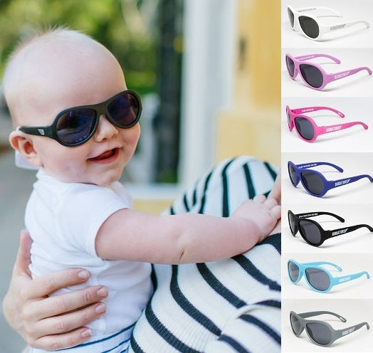 Round Baby Sunglasses 0-2 years old WOAM