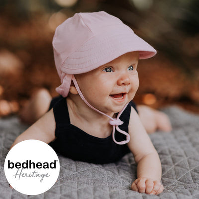 BEDHEAD Peony Baby Legionnaires Hat
