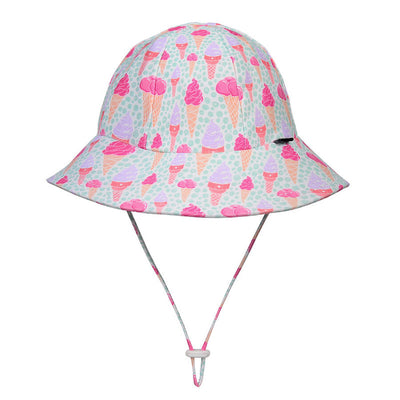 BEDHEAD Icecream Ponytail Girls Swim Hat