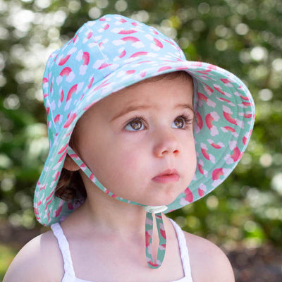 BEDHEAD Rainbow Baby & Toddler Bucket Hat