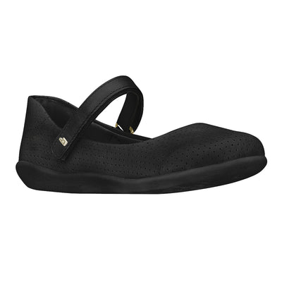 BIBI Rainbow Kids Black Mary Janes