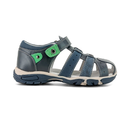 SUREFIT Peter Navy Boys Sandals