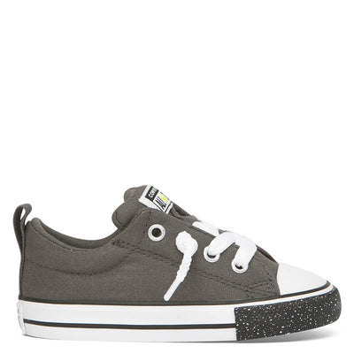 CONVERSE All Star Street Speckle Grey Low Top Toddler