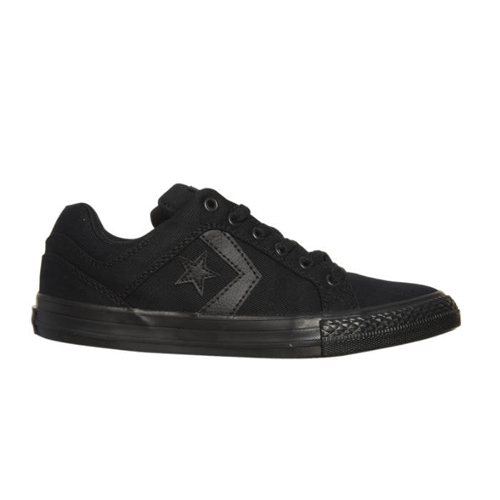 cead27e68fbb Converse Distrito Low Top Black Kids - Tiptoe   Co