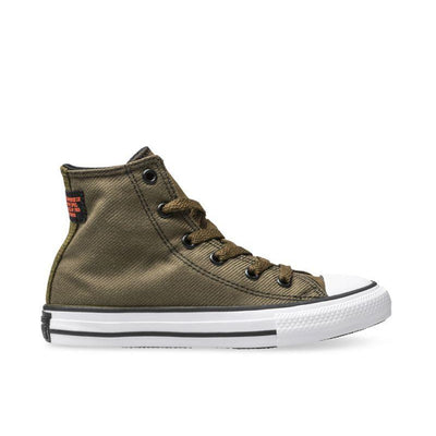 CONVERSE CTAS High Top Twill Surplus Olive