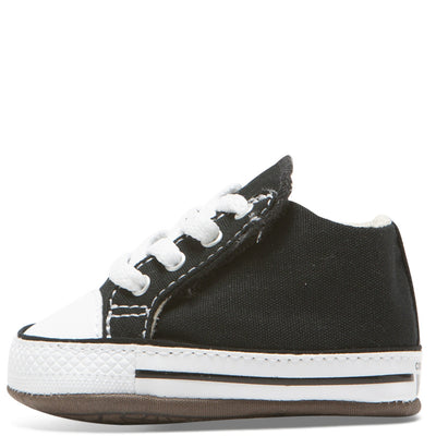 CONVERSE Baby Shoes Cribster in Black