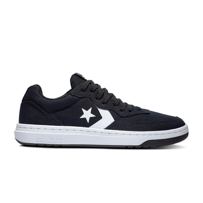 CONVERSE Womens Rival Low Black