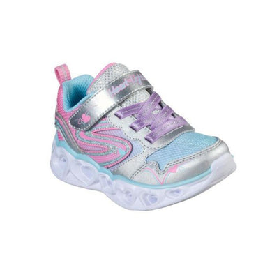 SKECHERS Heart Lights Love Spark Toddler LAST PAIR