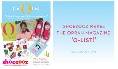 SHOEZOOZ Shoe Sticker Shoe Labels