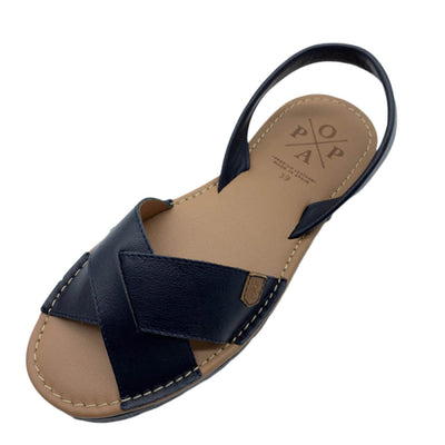 POPA Women's Navy Sandals