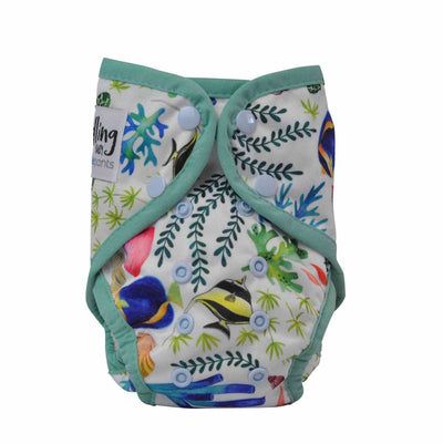 SEEDLING BABY Paddle Pants Surf Reef