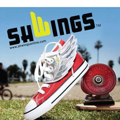 SHWINGS Wings for Shoes