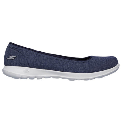 SKECHERS Womens Go Walk Lite Navy