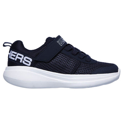 SKECHERS Go Run Fast Tharo Navy Kids