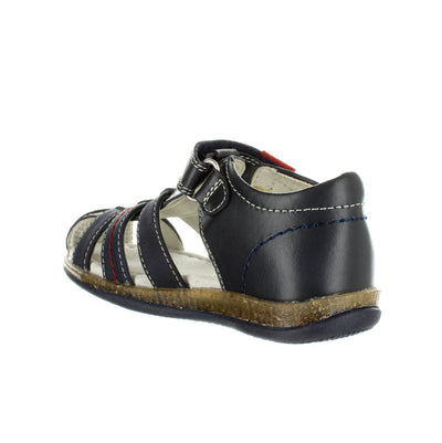 SUREFIT Max Navy Toddler Sandals