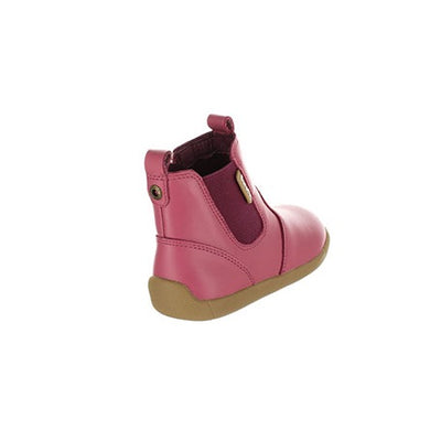 SUREFIT Mani II Pink Leather Boots