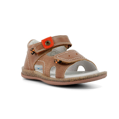 SUREFIT Will Tan Toddler Sandals