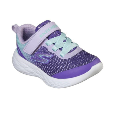 SKECHERS Go Run 600 Dazzle Strides Lavender Toddler