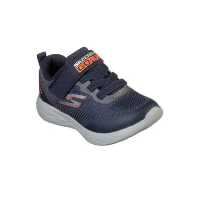 SKECHERS Go Run 600 Farrox Navy Toddler