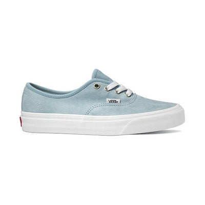 VANS Womens Authentic Suede Blue Fog