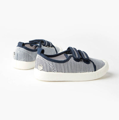WALNUT MELBOURNE Classic Ben Navy Stripe