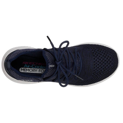 SKECHERS Womens Ultra Flex Windsong Navy