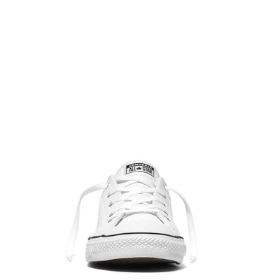 CONVERSE Womens White Leather Dainty 2.0 CTAS