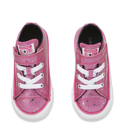 CONVERSE 1V Galaxy Glimmer Pink Toddler
