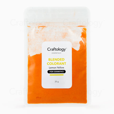 Blended Colorant - Lemon Yellow - Craftology Essentials - Philippines