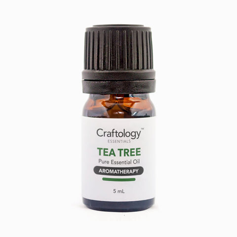 Tea Tree Essential Oil - Craftology Essentials - Philippines