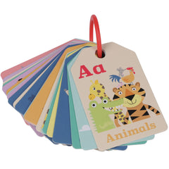 Tiger Tribe Flash Cards Animal ABC 2