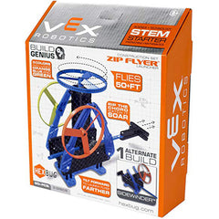 Vex Zip Flyer Robotics