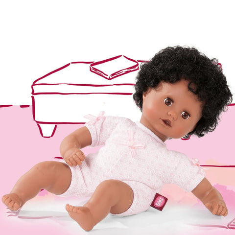 Gotz Doll African Girl Muffin to Dress 33cm