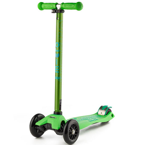 Micro Scooter Maxi Deluxe Green