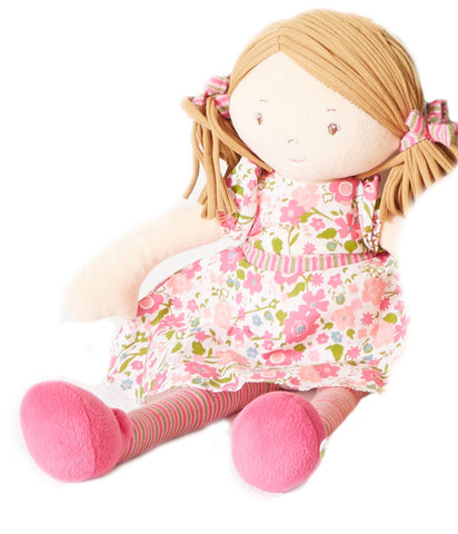 Bonikka Rag Doll- Dame Fran - K and K Creative Toys