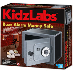 4M Build your Own Buzz Alarm Money Safe - K and K Creative Toys
