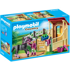 Playmobil Horse Stable with Arabian Horse 2