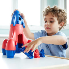 Green Toys Rocket Blue Top 3