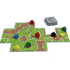 Carcassonne Game 3