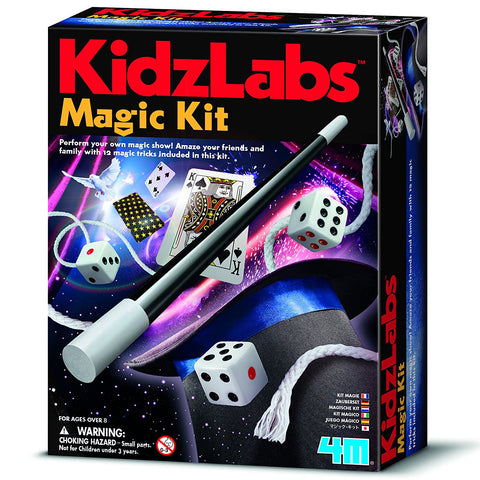 4M Kidz Labs Magic Kit - K and K Creative Toys