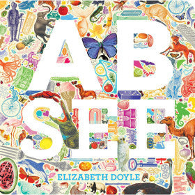 AB See Board Book - K and K Creative Toys