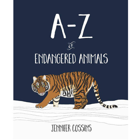 A - Z of Endangered Animals hb