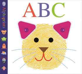 Alphaprints ABC Board Book
