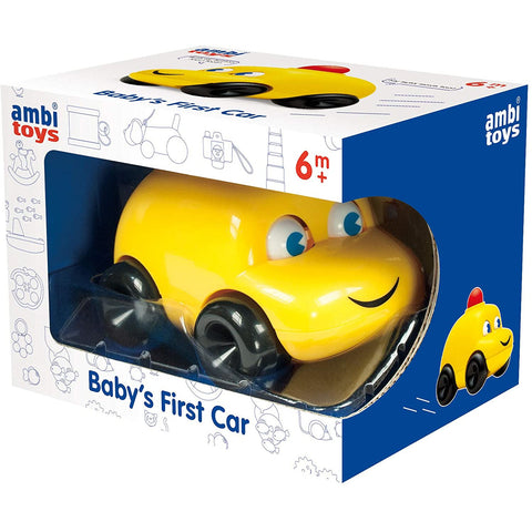 Ambi Baby's First Car