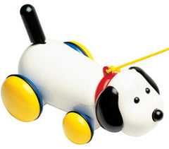 Ambi Pull Along Max the Dog - K and K Creative Toys