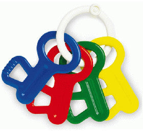 Ambi Rattle Keys - K and K Creative Toys