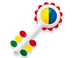 Ambi Sunflower Rattle - K and K Creative Toys