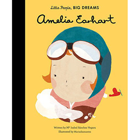 Little People Big Dreams Amelia Earhart