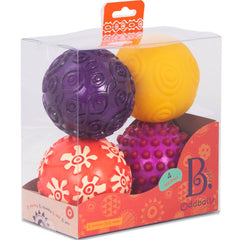 Battat Odd Balls 4pcs - K and K Creative Toys